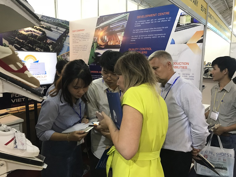 International Footwear & Leather Products Exhibition - Vietnam (IFLE)
